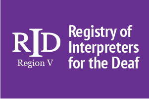 Registry Interpreters of the Deaf
